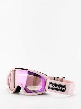 Snowboardove okuliare Dragon DX2 (blush/lumalens pink ion/lumalens dark smoke)