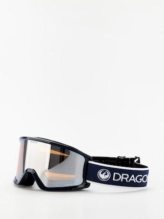 Snowboardove okuliare Dragon DX3 (designer/lumalens silver ion)