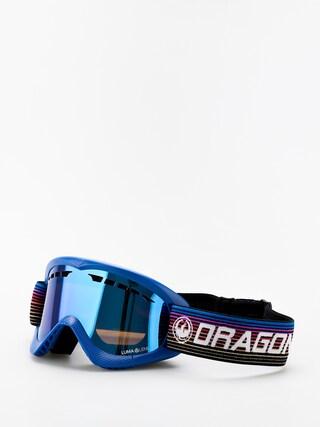 Snowboardove okuliare Dragon DXS (gamer/lumalens blue ion)