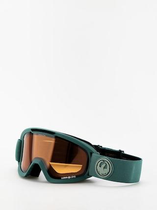 Snowboardove okuliare Dragon DX2 (olive/lumalens amber/lumalens dark smoke)