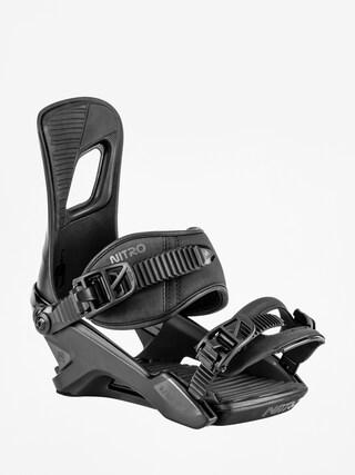 Snowboardovu00e9 viazanie Nitro Rambler (ultra black)