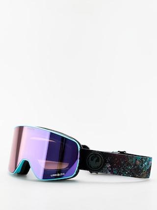 Okuliare na snowboard Dragon NFX2 (abalone/lumalens purple ion/lumalens amber)