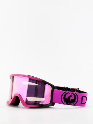 Okuliare na snowboard Dragon DX3 (raspberry/lumalens pink ion)
