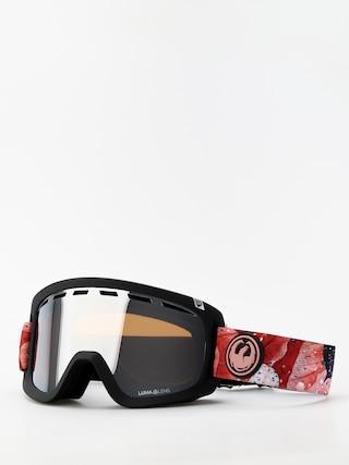 Okuliare na snowboard Dragon D1OTG (confetti/lumalens silver ion/lumalens rose)
