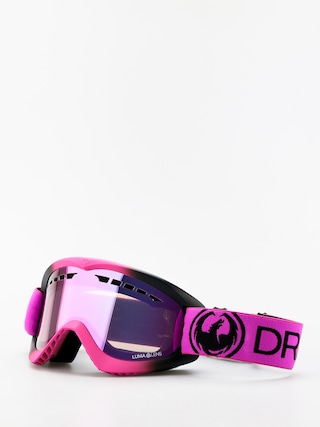 Okuliare na snowboard Dragon DX (raspberry/lumalens pink ion)