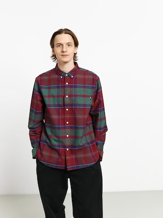 Kou0161eu013ea Stussy Classic Oxford (red plaid)