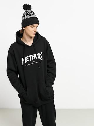 Mikina s kapucňou Method Classic Newold HD (black)