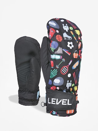 Rukavice Level Juke Jr Mitt (pattern)