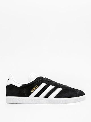 Topu00e1nky adidas Gazelle (cblack/white/goldmt)