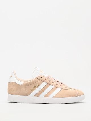 Topánky adidas Gazelle Wmn (ashpea/ftwwht/linen)