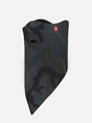 Bandana Airhole Facemask Standard (stealth camo)