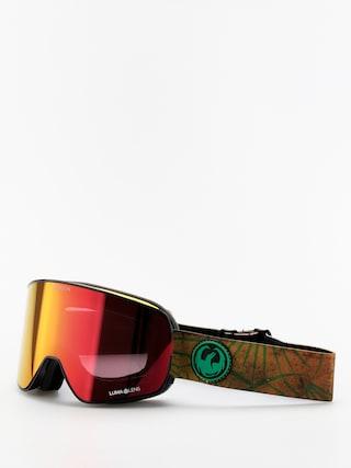 Snowboardovu00e9 okuliare Dragon NFX2 (irie/lumalens red ion/lumalens amber)
