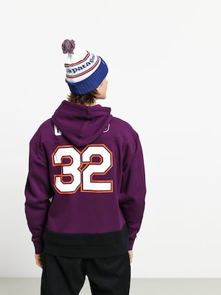 Mikina s kapucu0148ou ThirtyTwo Tm HD (deep purple)