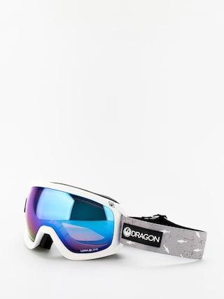 Snowboardovu00e9 okuliare Dragon D3OTG (sharky/lumalens blue ion/lumalens amber)