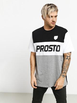 Tričko Prosto Reyal (black/grey)