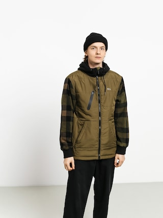 Bunda ThirtyTwo Arrowhead (olive)
