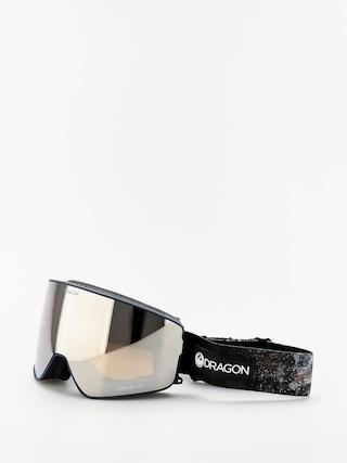 Okuliare na snowboard Dragon PXV2 (galaxy rock/lumalens silion/lumalens flash blue)