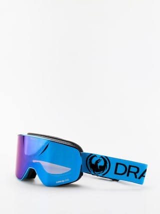 Okuliare na snowboard Dragon NFX2 (blueberry/lumalens blue ion/lumalens amber)