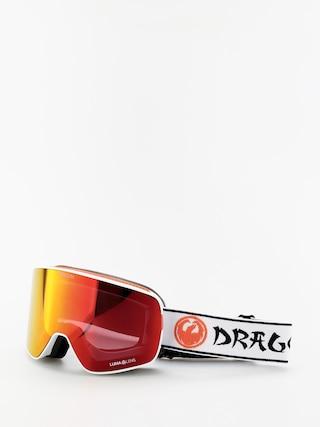 Okuliare na snowboard Dragon NFX2 (danny davis sig19/lumalens red ion/lumalens amber)