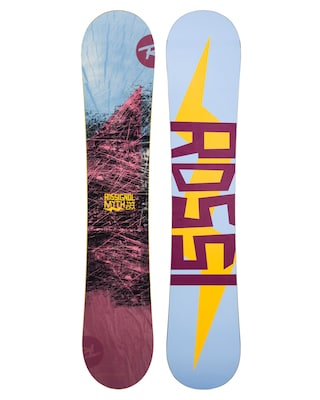 Snowboard Rossignol Myth Wmn (blue/yellow/maroon)