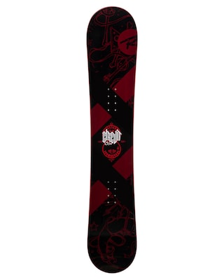 Snowboard Rossignol Circuit (black/red)