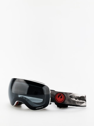 Snowboardovu00e9 okuliare Dragon X2 (murky waters/lumalens dark smoke/lumalens rose)