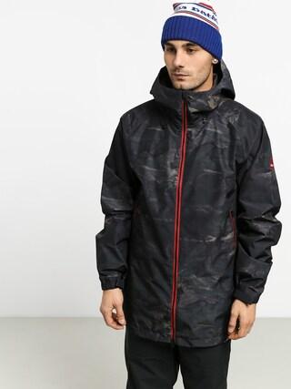 Snowboardovu00e1 bunda ThirtyTwo Delta (brown/camo)