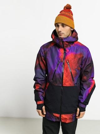 Snowboardovu00e1 bunda ThirtyTwo Mullair (black/purple)