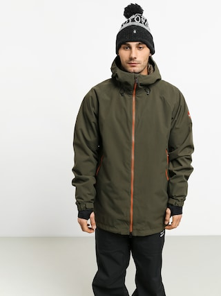 Snowboardovu00e1 bunda ThirtyTwo Delta (army)