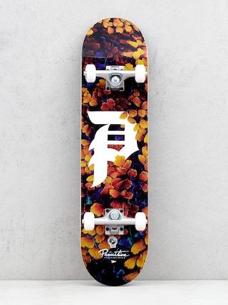 Skateboard Primitive Dirty P (golden leaf)