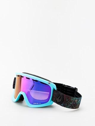 Snowboardovu00e9 okuliare Dragon D1OTG (abalone/lumalens purple ion/lumalens amber)