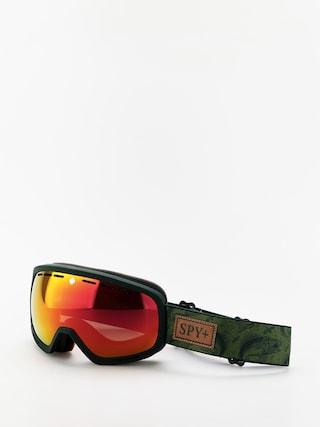 Snowboardovu00e9 okuliare Spy Marshall (gone fishing hd plus bronze w/red spectra mirror yellow w/green)