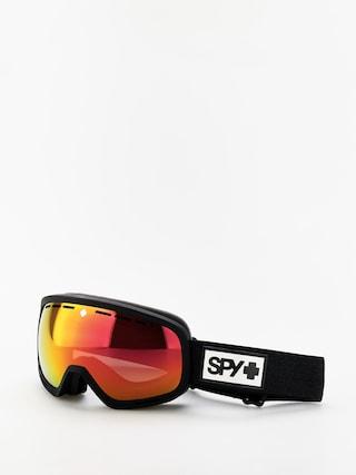 Snowboardovu00e9 okuliare Spy Marshall (matte black bronze w/red spectra mirror yellow w/green)