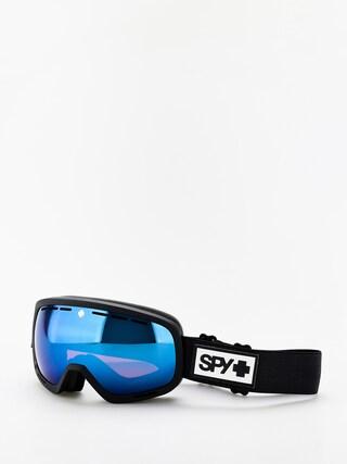 Snowboardovu00e9 okuliare Spy Marshall (matte black rose wdark blue spectra mirror light gray green w/red)