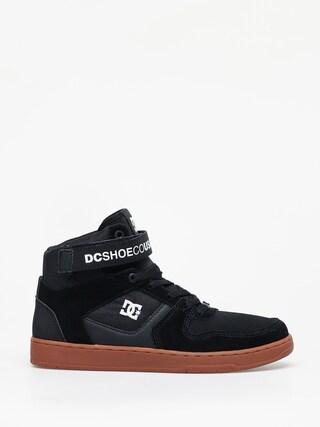 Topánky DC Pensford (black/gum)