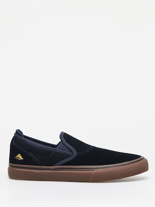 Topu00e1nky Emerica Wino G6 Slip On (navy/gum)