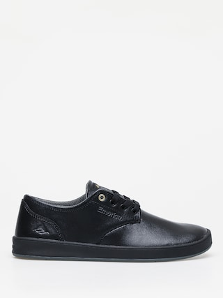 Topu00e1nky Emerica The Romero Laced (black/black/grey)