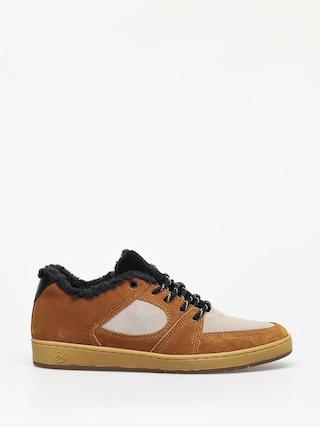 Topánky eS Accel Slim (brown/tan)