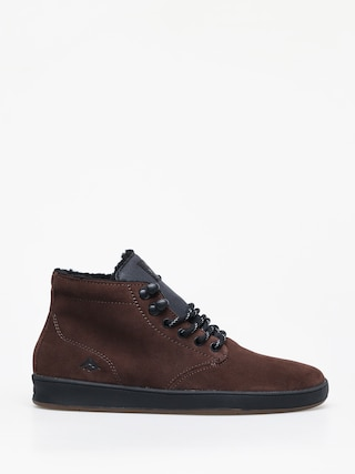 Topu00e1nky Emerica Romero Laced High (brown/black)