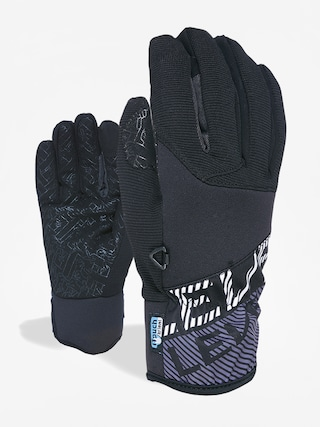Rukavice Level Line I Touch (pk black)