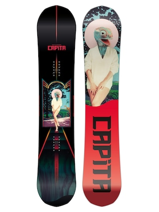 Snowboard Capita The Outsiders (multi 2/red/black)