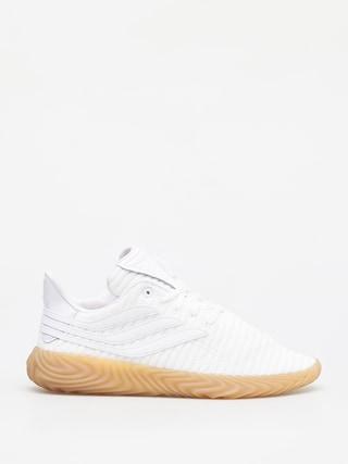 Topánky adidas Sobakov (ftwwht/ftwwht/gum3)