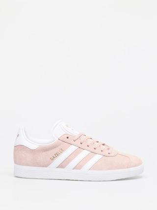 Topu00e1nky adidas Gazelle (vapour pink/white/gold met)