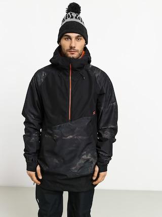 Snowboardová bunda ThirtyTwo Jp Anorak (black)