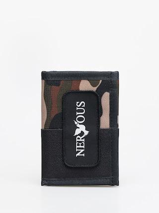Peňaženka Nervous Classic (black/camo)