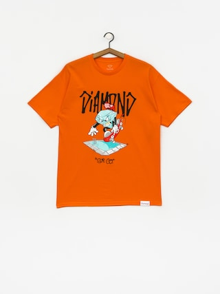 Triu010dko Diamond Supply Co. Sup Pool (orange)