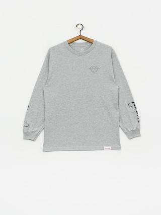 Triko Diamond Supply Co. Double Read (heather grey)