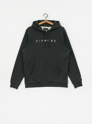 Mikina s kapucu0148ou Diamond Supply Co. Leeway HD (black)