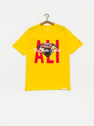 Triu010dko Diamond Supply Co. Dmnd X Muhammad Ali Ali Sign (yellow)