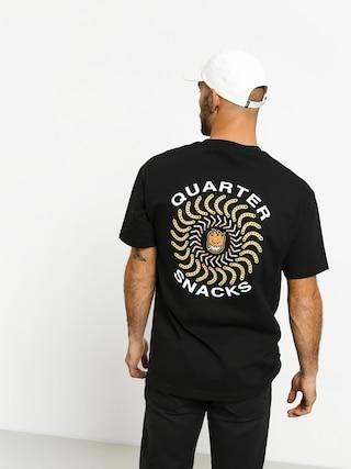 Tričko Spitfire Snackman (black)